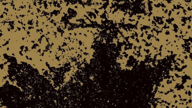 Абстрактные геометрические желтые брызги, красочный гранж-фон. элегантный и роскошный стиль 3d-иллюстрации для шаблона текстиля и холста