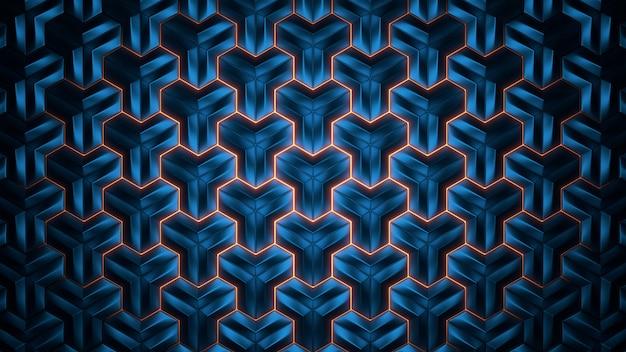 Абстрактный геометрический