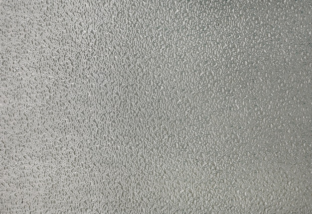 Abstract glass surface texture, frosted glass.
