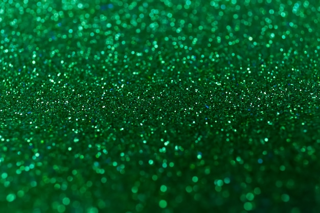Abstract glitter shining lights background. de-focused lights