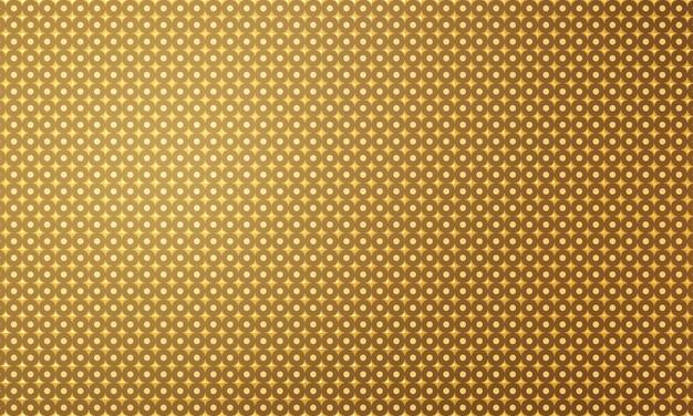 Абстрактный золотой фон золотой и звездный узор