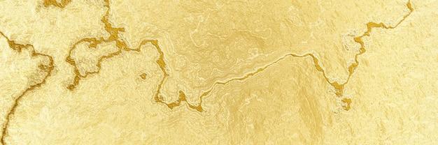 추상 금 배경 물결 모양의 황금 텍스처