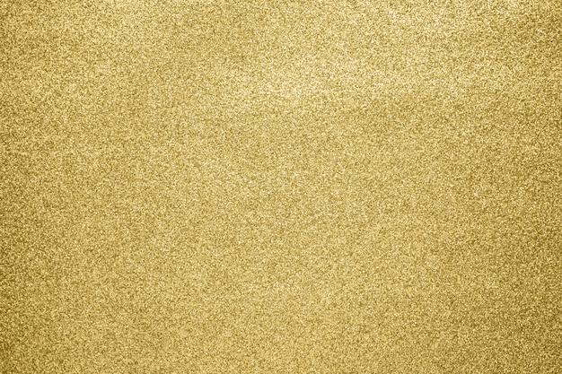 抽象的なゴールドラメの輝きの背景