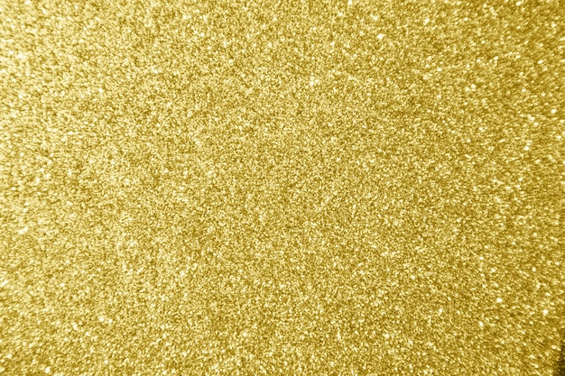 Абстрактный золотой блеск блеск боке светлый фон