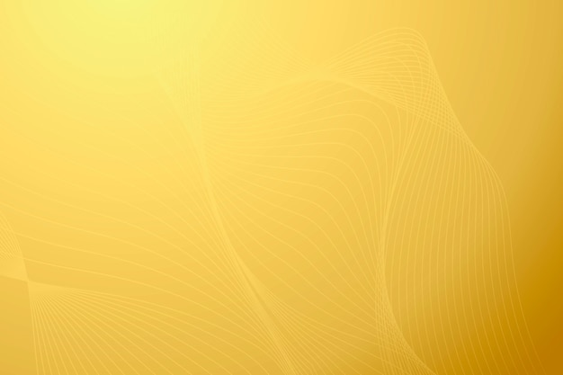 Abstract gold metallic background design