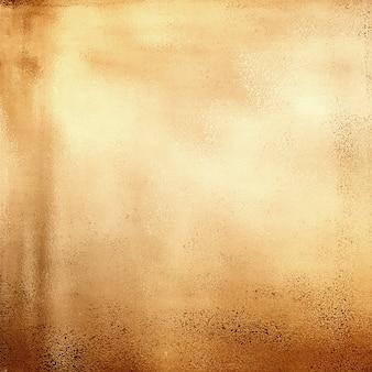 Struttura metallica oro astratta