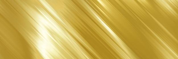 추상적 인 황금 경사 라인 배경