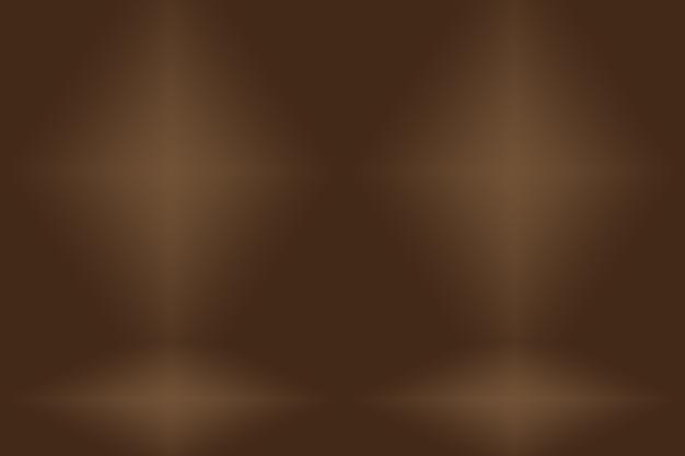 抽象的なグラデーション茶色の背景