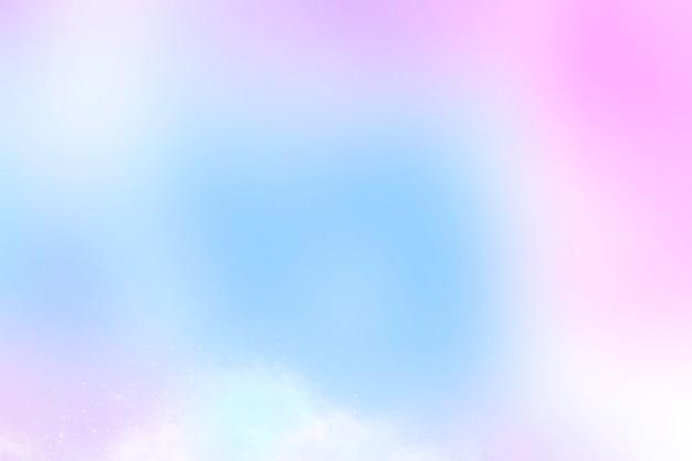Абстрактный градиент фиолетовый и синий шаблон для фона
