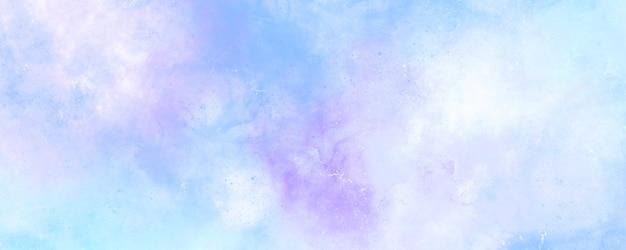 抽象的なグラデーションの紫色のテンプレートの背景