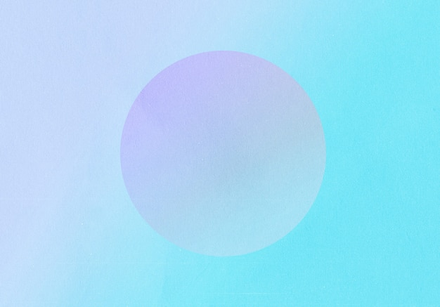 Abstract gradient retro pastel colorful and round shape with grain noise effect background, for product design and social media, vaporwave retro design trendy