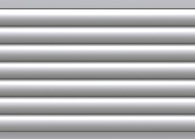 추상 회색 곡선 패턴 셔터 문 배경입니다.