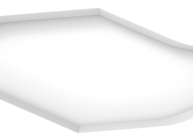 Абстрактные серый пустой экземпляр пространства рамки стены фон.