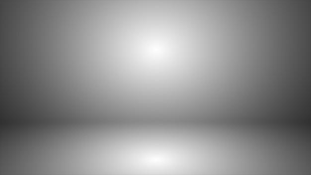 Абстрактный серый градиент фона с копией пространства
