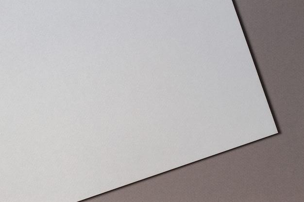 抽象的な灰色のモノクロの創造的な紙のテクスチャの背景最小限の幾何学的な形や線