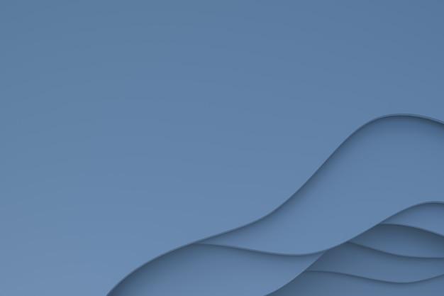 추상 회색 종이 잘라 포스터 템플릿, 회색, 패턴 추상 예술 디자인