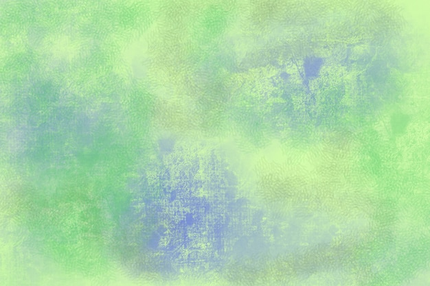 Abstract green background with color filling