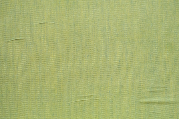 Abstract green fabric texture