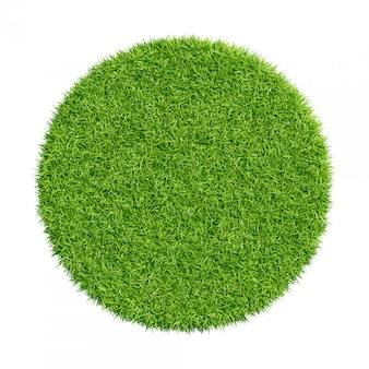 Abstract green grass texture