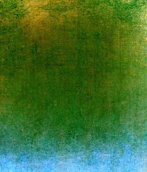 ヴィンテージグランジテクスチャグリーンペーパーと抽象的な緑