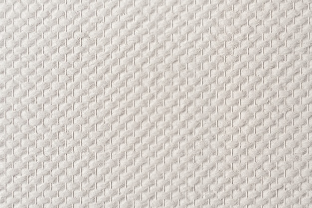 Abstract grey color fabric background in the form of bricks is used for design decorating wallpaper