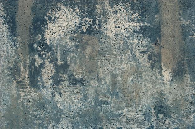 Абстрактный гранж-фон со старым треснувшим бетоном с пятнами