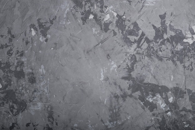 Abstract grunge gray concrete wall texture background.
