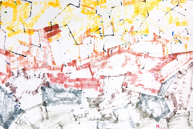 Abstract grunge marker paper texture