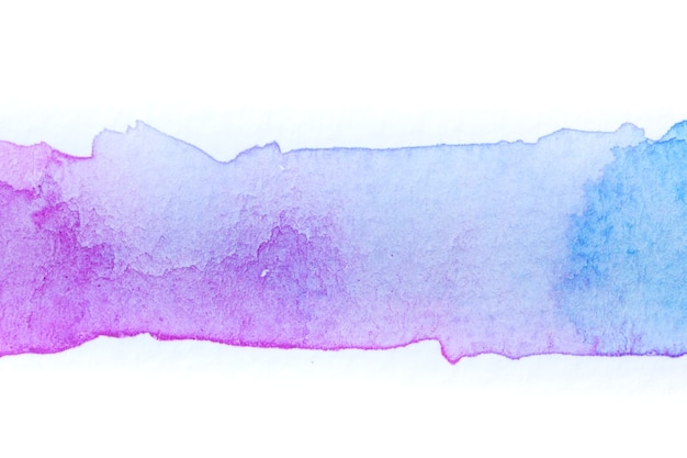 Abstract handmade watercolor.