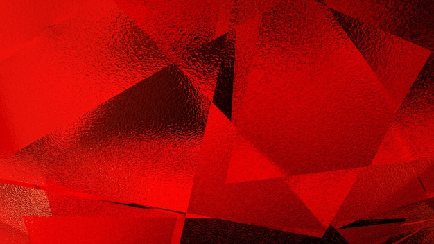 Abstract illustration of a red background