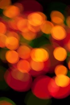 背景として使用するためのぼやけたライトと抽象的な画像