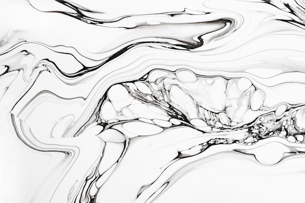 Абстрактные чернила жидкая мраморная текстура роскошные гранитные мраморные минеральные обои картины