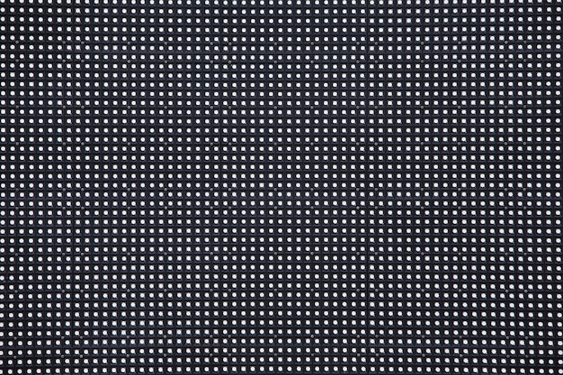 Abstract led screen on texture background