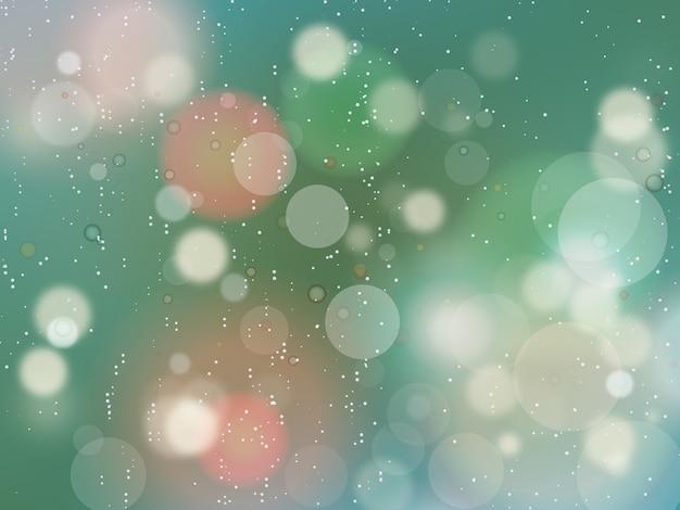 초록 빛 배경, colorfull 배경에 흐린 빛으로 만든 아름다운 나뭇잎