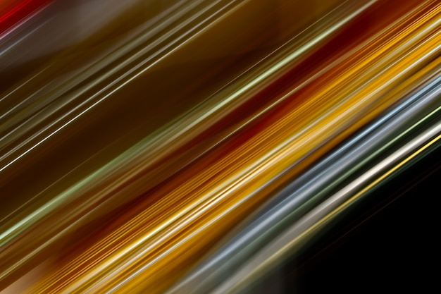 Abstract light background by motion blur.
