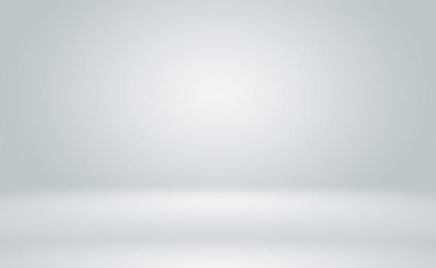 제품을 표시하기 위한 배경 스튜디오 벽으로 사용되는 추상 럭셔리 흐림 어두운 회색 및 검정 그라데이션. 일반 스튜디오 배경입니다.