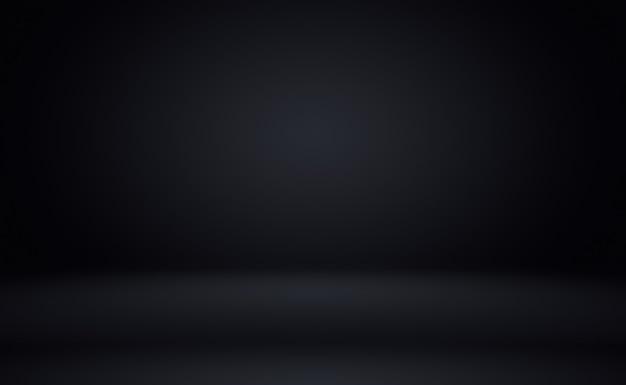 Абстрактное роскошное размытие темно-серого и черного градиента