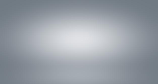 Sfumatura di lusso astratta sfumatura di colore grigio utilizzata come parete dello studio di sfondo per visualizzare i tuoi prodotti