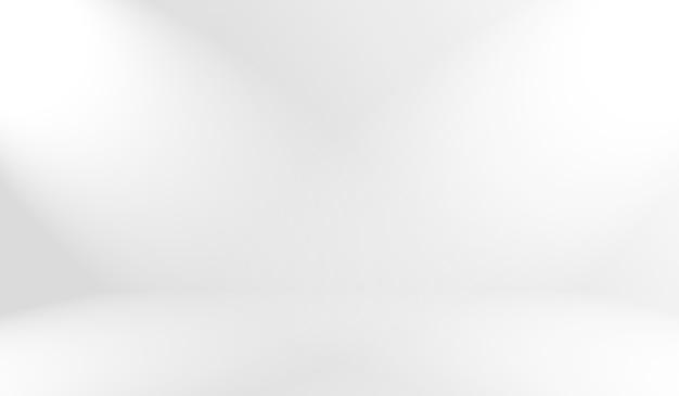 Абстрактная роскошь размытия градиент серого цвета, используемый в качестве фона студийной стены для отображения ваших продуктов.