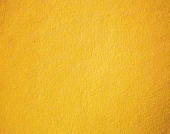 Abstract Luxury Clear Yellow wall well use as backdrop,background and layout.