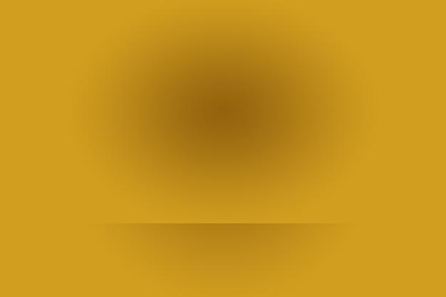 Abstract luxury gold studio хорошо использовать в качестве фона, макета и презентации. Бесплатные Фотографии