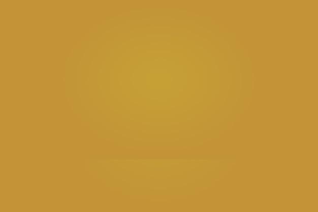 Abstract luxury gold studio는 배경, 레이아웃 및 프레젠테이션으로 잘 사용됩니다.