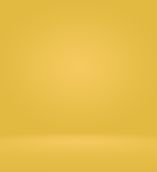 Abstract luxury gold studio well use as background,layout and pr