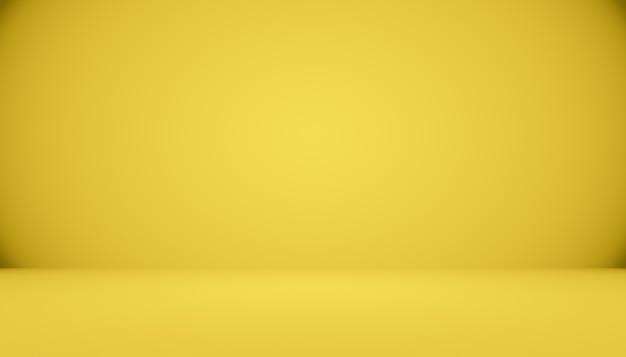 Abstract luxury gold studio utilizza bene come sfondo, layout e presentazione.