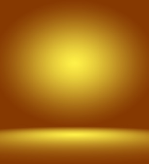 Abstract luxury gold studio well use as backgroundlayout and pr