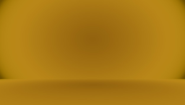 Abstract luxury gold studio well use as backgroundlayout and presentation