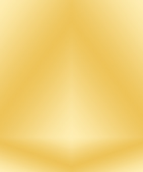 Abstract luxury gold yellow gradient background