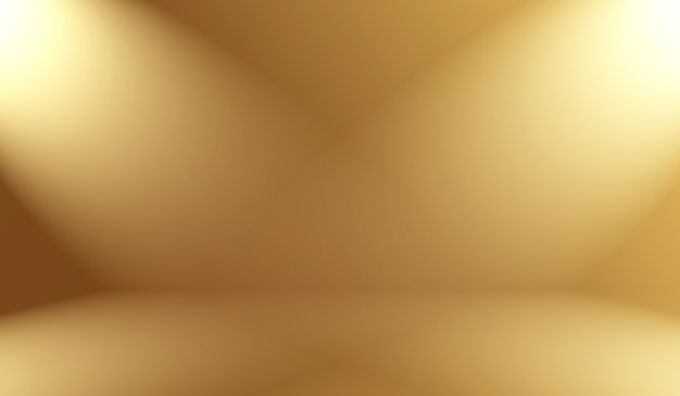 Abstract luxury gold yellow gradient