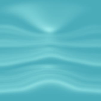 Astratto sfondo blu sfumato di lusso. blu scuro liscio con vignetta nera studio banner.