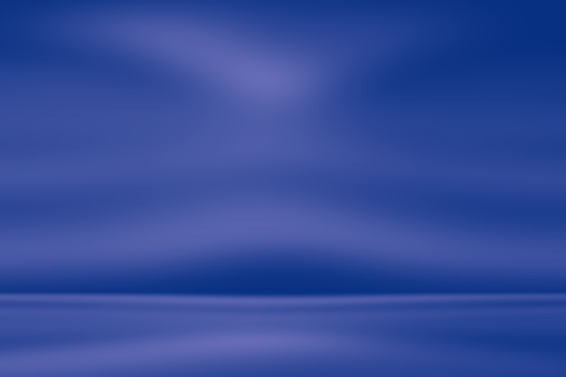 Abstract luxury gradient blue background.